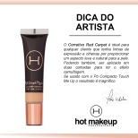 DICA DO ARTISTA CORRETIVO RED CARPET