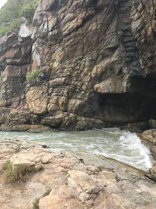 gruta ilha do mel